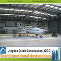 High Quality Prefabricated Steel Structure Aircraft Hangar