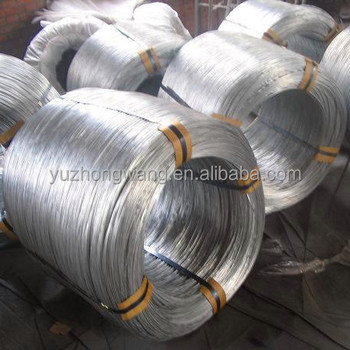 Hot dipped galvanized wire BWG10-BWG22, good quality, good price
