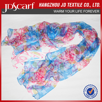 Special offer new fashioned luxury very soft silky scarf