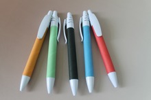 environmental recycled paper bio pen