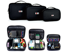 BUBM Case for Ipad Multifunction Digital Accessoires Storage Bag