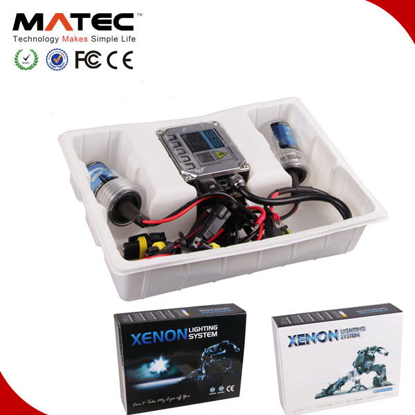 factory wholesales 12v slim hid kit xenon h7 35w 4300k