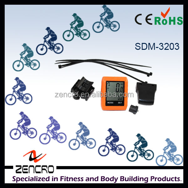 Digital Wireless Bicycle Speedometer for Bike Riding