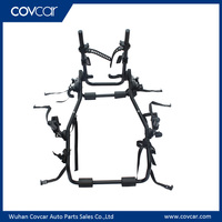 Rear Mounted Bicycle Carrier Rack for Car