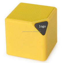 Mini Portable Outdoor Colorful Small Magic Square Subwoofer Original Speaker