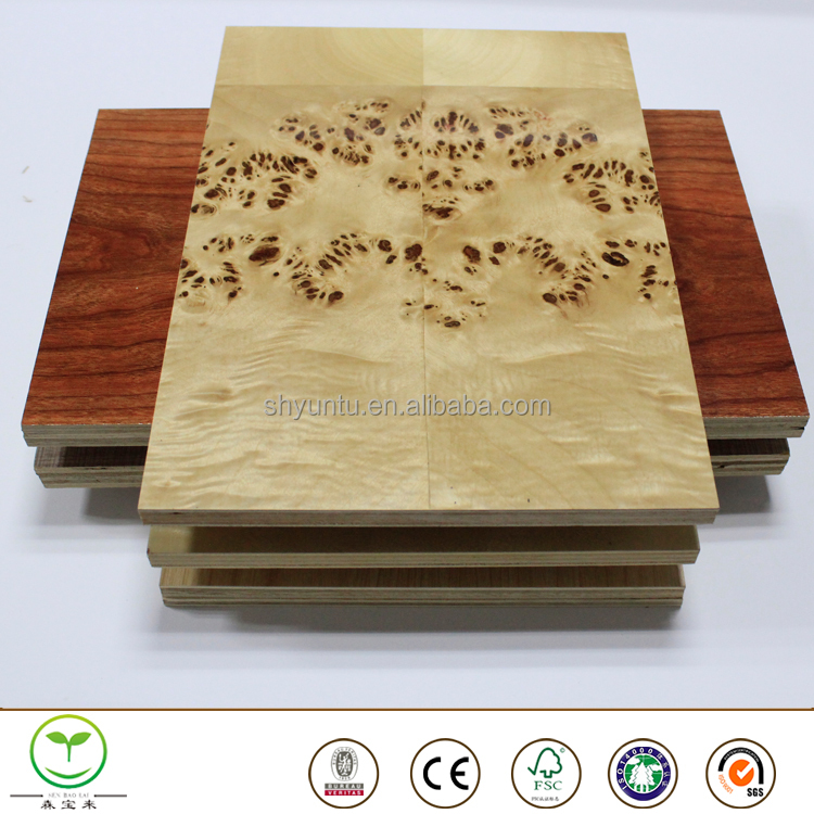 18mm melamine playwood sheets prices for furniture usage