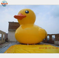 Commercial Giant Yellow Inflatable Duck Inflatable Model For Promotion