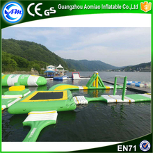 inflatable floating water park games giant adults inflatable water park