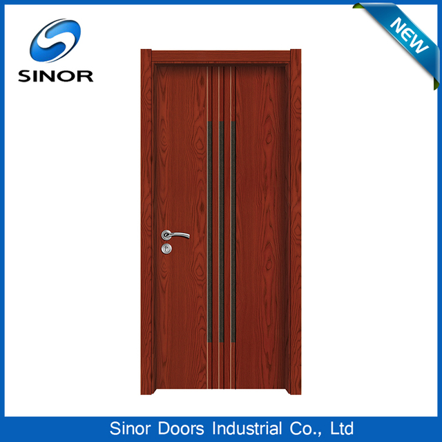 2 Panel Exterior Carved Dooryuanwenjun