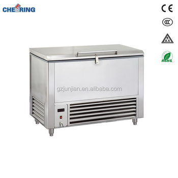 Stainless Steel Chest Freezer,Soda Freezer