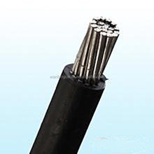 XLPE Insulated Overhead Cable aluminum aerial bundle cable