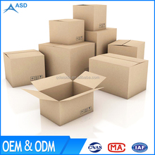 Good supplying Material Recyled colourful corrugated fruit carton box packaging apples specification