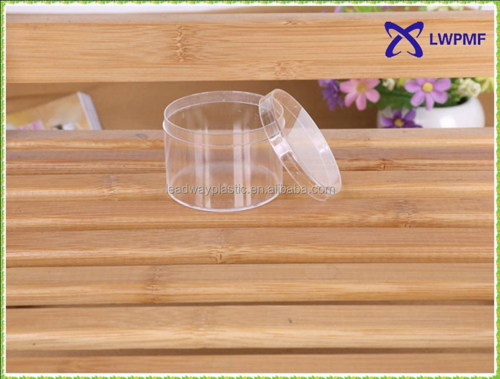 Cheap cosmetic jars, cream container and mini plastic bottle