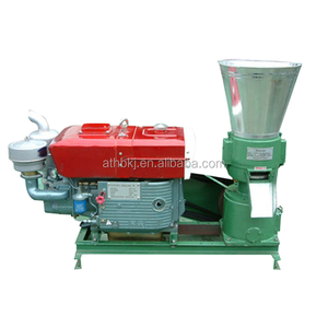 home use feed and wood flat die mini pellet mill