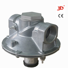 air / gas ratio control filter regulator valve
