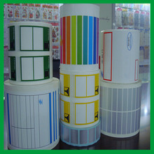 China Manufacturer Roll Blank Label Sticker with Best Quality and Llow Price