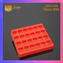 Customized Waterproof Compartment Large Plastic Tray