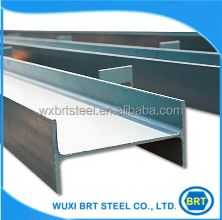 ss400 ASTM A36 hot rolled carbon structural steel H beam