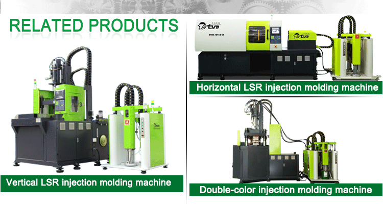 automation silicone baby nipple production line by LSR machine manufacturer