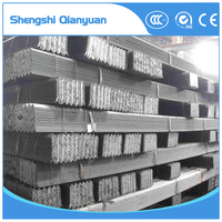 Made In China standard size of mild steel angle 50x50x5