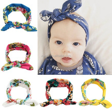 Wholesale boutique floral baby hair accessories for girls