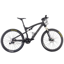 Carbon Fiber Bike Carbon Mountain Bike Full Suspension Carbon MTB Bike