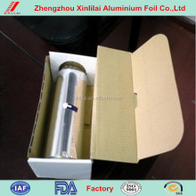 manufacturer embossed hairdressing aluminium foil insulation roll price