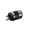 Schuko power AC cable plug can OEM