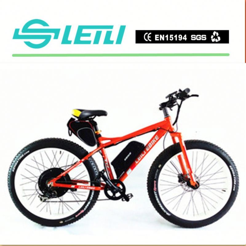 MOTORLIFE 2016 best selling 48v 1500w electric fat bike fatest pedals assisted