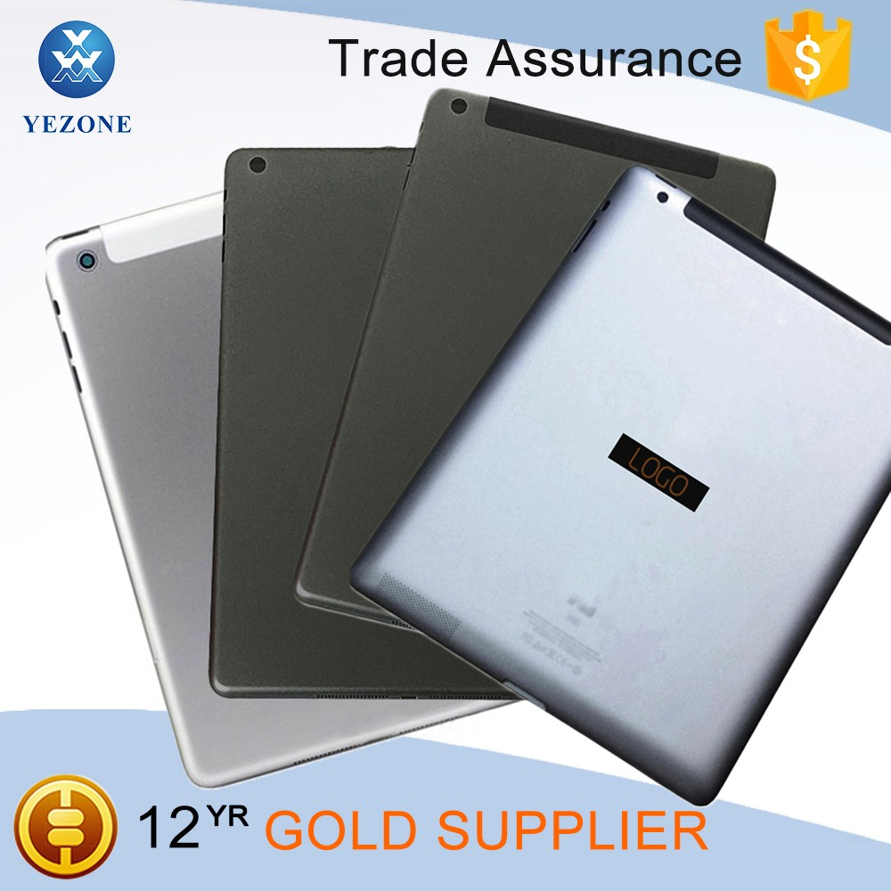 High Quality Back Housing Cover for iPad mini 2 Laptop Battery Door Rear Case