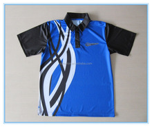 sublimated custom dry fit polo shirts