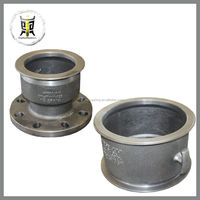 custom high pressure ductile iron pipe fittings