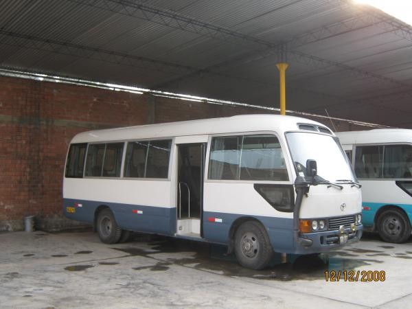 30 seated Coaster, Minibus and other buses