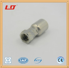 NPT thread flate seat hydraulic hose fitting