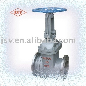 Gate Valve Gear Operated