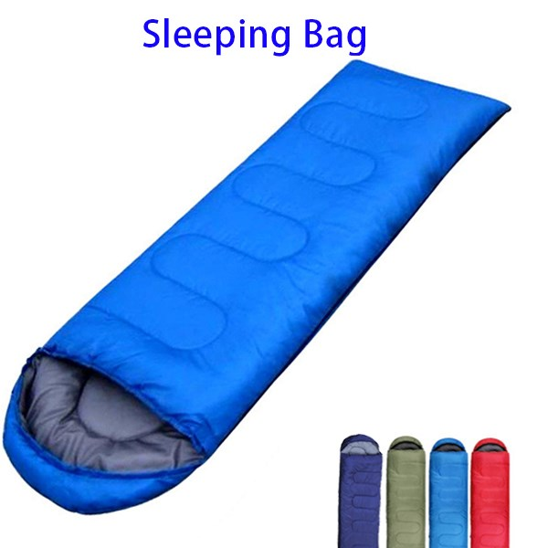 Private Label Portable Mummy Envelope Camping Sleeping Bag
