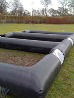 inflatable Street Soccer Panna Arena