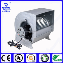 LDZ10-10III 220v forward direct driven low noise commercial centrifugal fan blower with high static pressure for vav hvac ahu