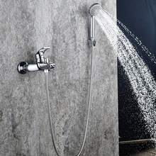 MODING Low Price Products Zinc Alloy Body Bathroom Thermostatic Shower Faucet