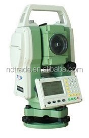 Topographic surveying 500m reflectorless big data storage foif RTS100R total station