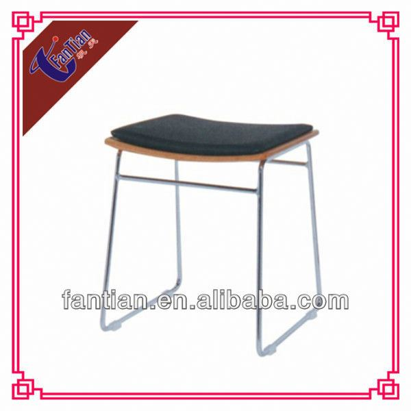 wholesale metal stainless steel polished leg black color leather seat convenient living room dining chair restaurant chairs