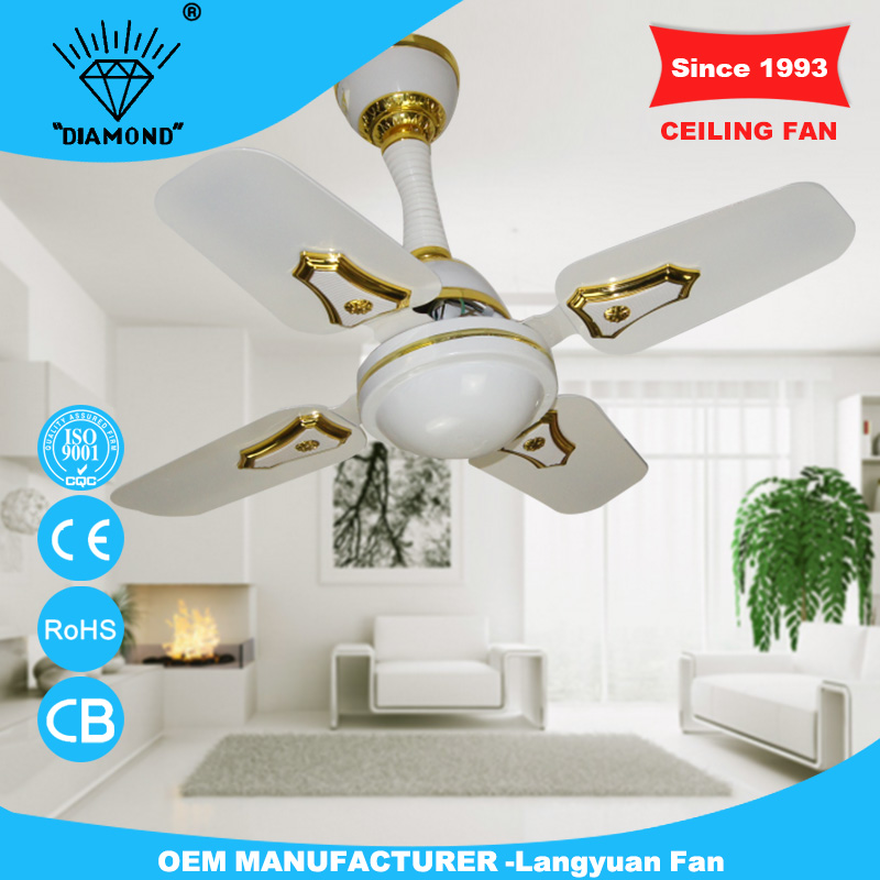 Hot selling 24'' decorative cool orbit ceiling fan with high quality