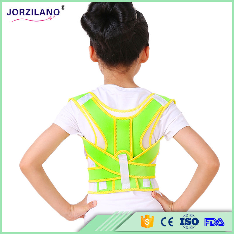 Professional Children Back Posture Brace Corrector Shoulder Support Band Belt Posture Correct Belt Prevent Hunchback