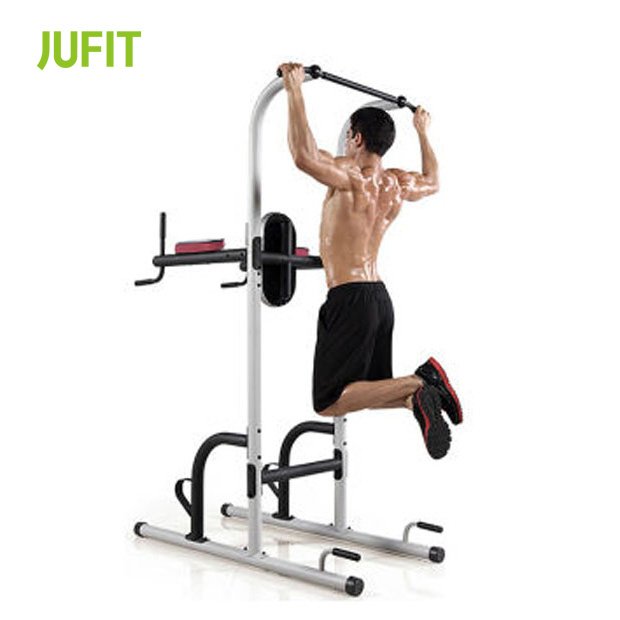 JUFIT steel tube home gym equipment.