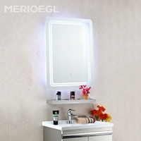 beautiful Bathroom LED make up mirror with light
