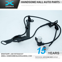 Auto Parts ABS Wheel Speed Sensor for Mazda 323 Family Protege B25D4370XG ALS1225