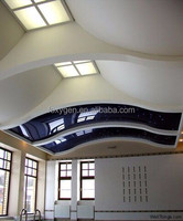 stretch ceiling film bathroom decorations pictures
