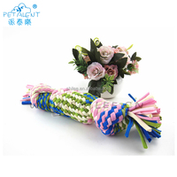New premium most popular products cotton rope chew dog toy