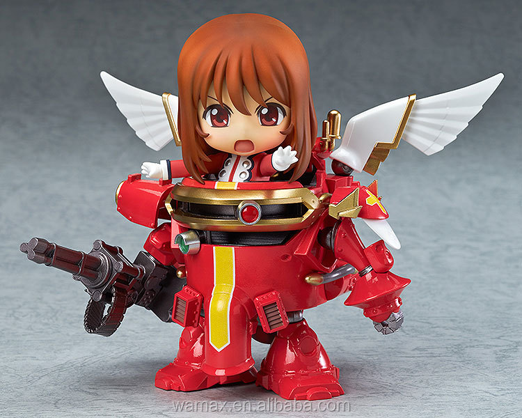 cartoon figures female anime figures customize Japanese girls dolls toy figure supplier