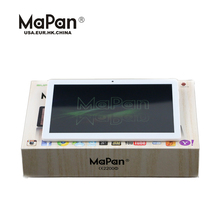 famous brand tablet pc 10 inch quad core / MaPan 1024*600 full hd android
